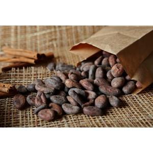 Какао бобы целые 0.5 кг