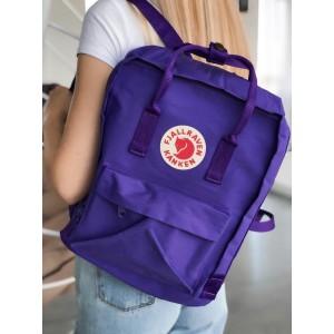 Kanken FjallRaven Classic Purple